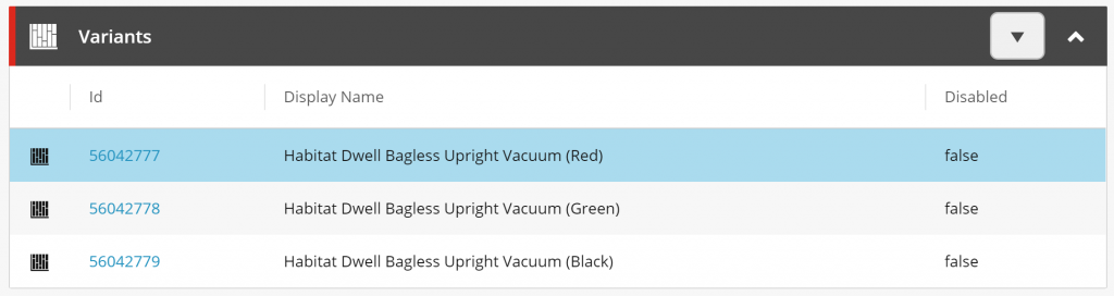 Sitecore Experience Commerce: Exposing Variation Properties in the
